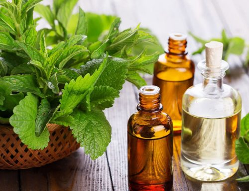 Peppermint Oil, CAS 8006-90-4